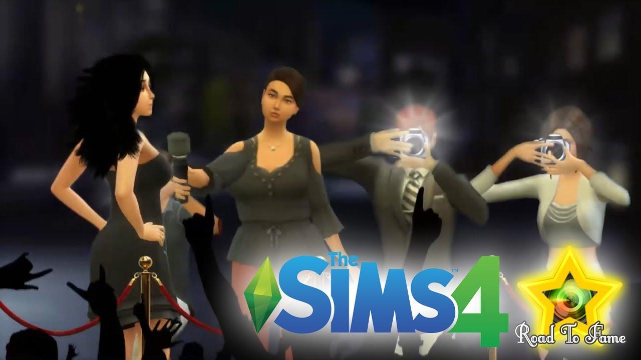 Los Sims 4 Camino a la Fama (Road to Fame) – Traducción al español