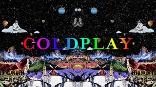 Coldplay - Amazing Day (tour screen visuals)