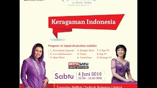 Tips Parenting Happy Parenting with Novita Tandry Episode 1 : Keragaman Indonesia