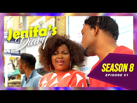 Jenifa's Diary S8EP1 – Nabbed  | ( JENIFA In LONDON)