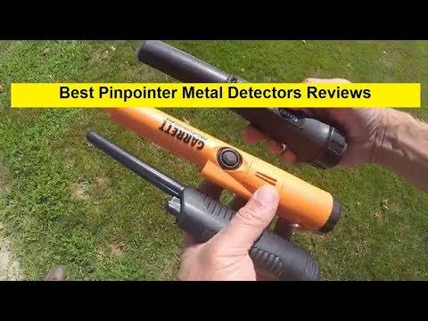 Top 3 Best Pinpointer Metal Detectors Reviews in 2019