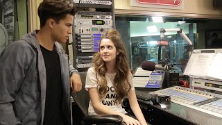 Laura Marano helps welcome Alex Aiono to the Radio Disney team! The official Radio Disney channel is where you can get an inside look at what's new from your...