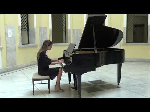 Ζαβουδάκη Ειρήνη Invention 3v si  Bach