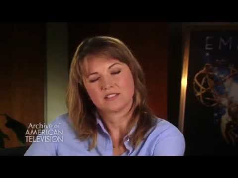 """Lucy Lawless on being cast as Xena Warrior Princess on"""" Hercules""""- EMMYTVLEGENDS.ORG"""