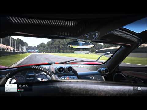 Project CARS sera compatible Oculus Rift