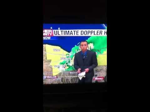 Weatherman Fail