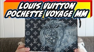 Hi all, in this video we unbox the Louis Vuitton Pochette Voyage MM. We take an in depth tour of this piece and we compare it to the Louis Vuitton Toiletry 2...