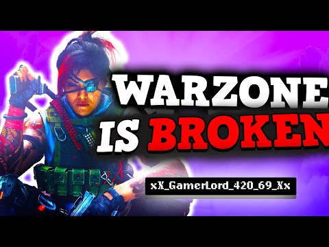 Call Of Duty WARZONE IS A PERFECTLY BALANCED GAME WITH NO EXPLOITS. Except this list of Top Exploits