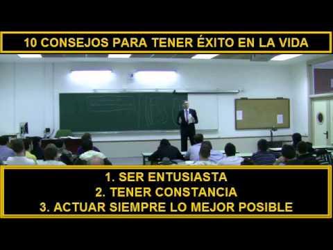 10 consejos para tener éxito en la vida por Jesús Huerta de Soto
