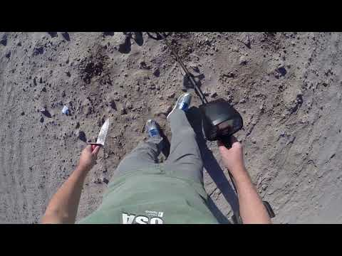 Discovery 3300 Metal Detector Review How To Operate and Set Up  Tutorial With Hunt
