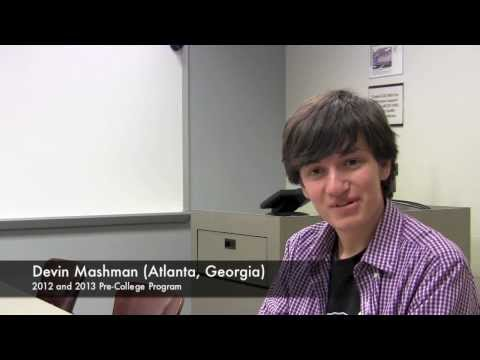 Emory Pre-College Program: Student Discusses Two-Week Courses and Commuting