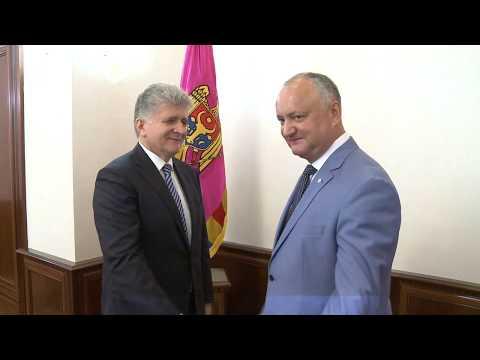 Șeful statului a avut o întrevedere cu asistentul Secretarului General ONU pentru Afaceri politice