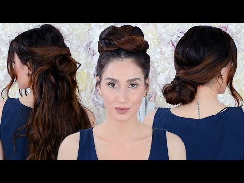 7 Easy Running Late Hairstyles Every Girl Needs to Know