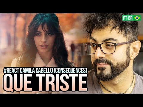 REAGINDO a Camila Cabello - Consequences (orchestra)