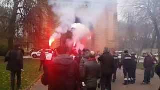 Francuzi nadal kochają muzułmanów! Reakcja społeczeństwa na manifestację antyislamską