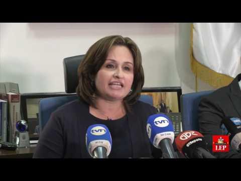 MP levanta cargos contra 17 personas por 'caso Odebrecht'