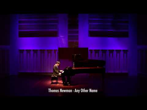 Thomas Newman - Any Other Name by Roy Harmanus (piano)