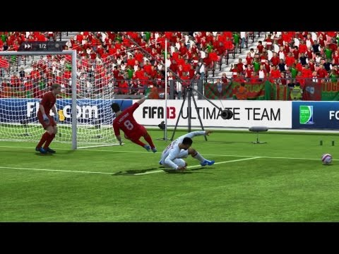 Smoove7182954 - Click for Episode 35, Offside Trap http://www.youtube.com/watch?v=C_edjma2mV0 My FIFA 13 Playlist http://full.sc/Ytt4vi Getting real fancy with Ronaldo in th...