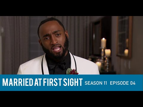 Amani Will Have To Manage Woody's Anger | Married At First Sight Season 11 Episode 4