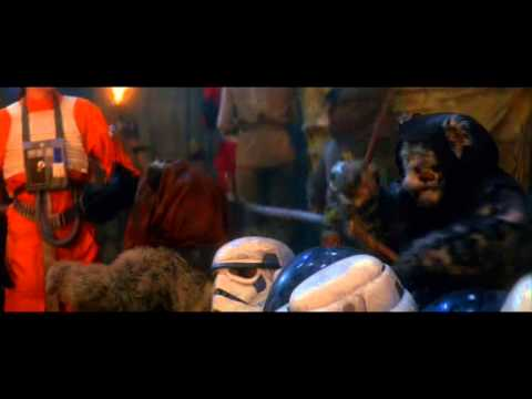 Star Wars Episode VI: Return Of The Jedi 1997 Ending HQ