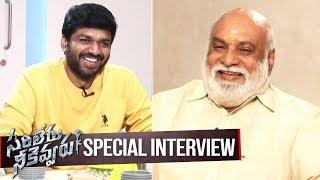 Director K Raghavendra Rao Special Interview With Anil Ravipudi on Sarileru Neekevvaru  Mahesh Babu