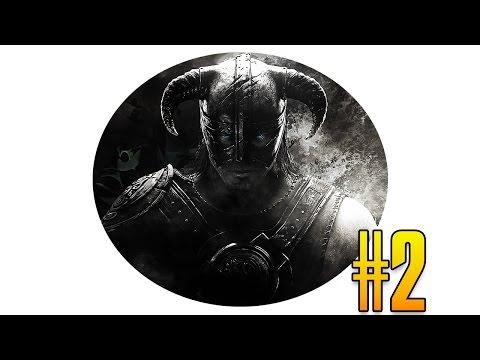 НАС ВЕДЕТ ДОРОГА ПРИКЛЮЧЕНИЙ - Прохождение The Elder Scrolls V: Skyrim #2