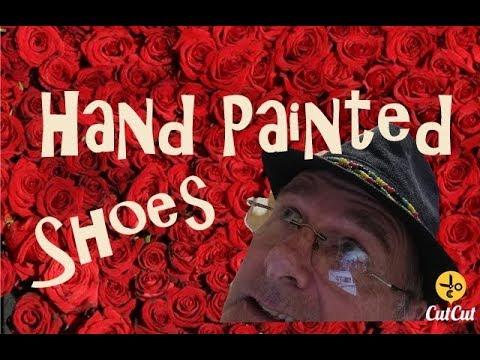 Hand Painted Takkies