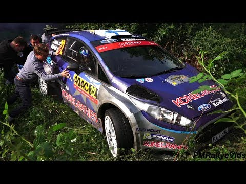 WRC Rallye Deutschland 2017 - Max Attack Jumps & Mistakes [HD]