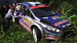 Best of WRC Rally Germany  Big Flatout Action & Mistakes by PMRallyeVids.
