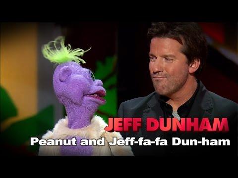 """Peanut and Jeff-fa-fa Dun-ham"" | Spark of Insanity  | JEFF DUNHAM"