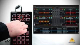 BEHRINGER VIDEO MANUAL: CMD DC-1 Smart Knob Control