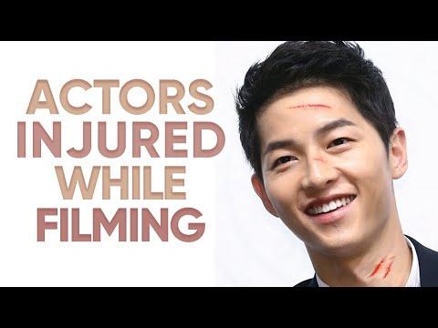11 Korean Actors Who Were Injured Filming Korean Dramas And Movies [Ft HappySqueak]