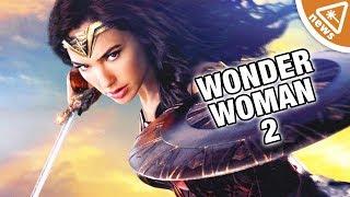 Video How Wonder Woman 2's Villain Will Change the DCEU! (Nerdist News w/ Jessica Chobot) MP3, 3GP, MP4, WEBM, AVI, FLV Juni 2018