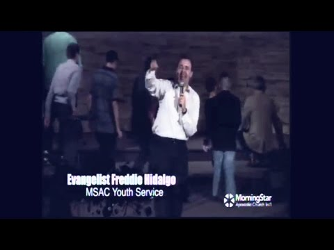 "Apostolic Preaching- Freddie Hidalgo- ""A Prophetic Generation"""
