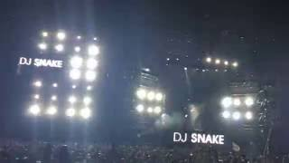 DJ Snake-Let Me Love You LIVE(Road To Ultra Taiwan 2016) Video