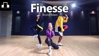 Bruno Mars - Finesse Remix (Feat. Cardi B) / dsomeb Choreography & Dance