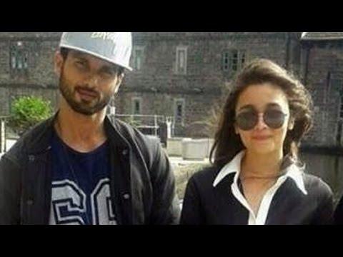 Shahid Kapoor Reveals His Relationship With Alia B