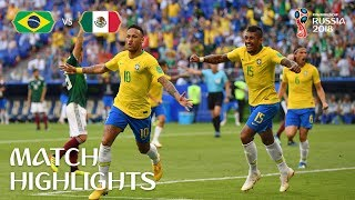 Video Brazil v Mexico - 2018 FIFA World Cup Russia™ - Match 53 MP3, 3GP, MP4, WEBM, AVI, FLV Juli 2018