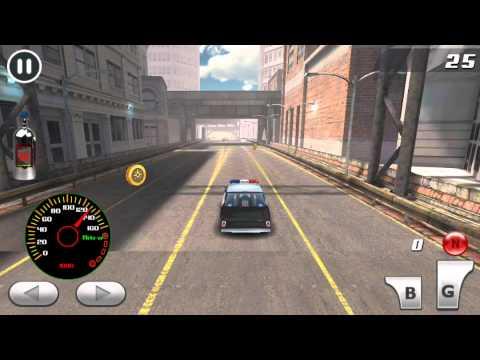 Video of Highway Smash Cop Rider