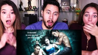 THE SWIMMERS   Totally Bananas Thai Trailer Reaction!