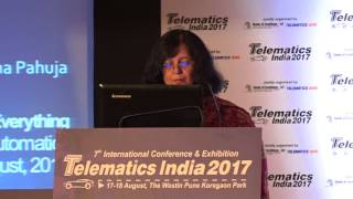 Dr. Neena Pahuja, DG, ERNET India, Department of Electronics & IT (Deity)