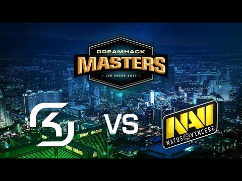 SK-Gaming vs. Na'Vi - Mirage - Quarter-final - DreamHack Masters Las Vegas 2017