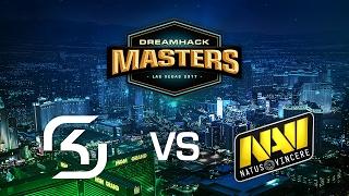 Video SK-Gaming vs. Na'Vi - Mirage - Quarter-final - DreamHack Masters Las Vegas 2017 MP3, 3GP, MP4, WEBM, AVI, FLV Agustus 2018