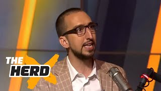 You cannot call the Thunder's loss in Game 7 a choke - 'The Herd' by Colin Cowherd