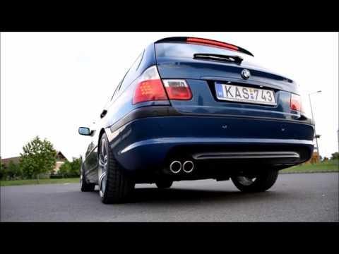 Ulter Sport Exhaust - BMW E46 320D