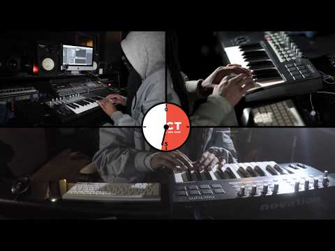 JAMMER | AGAINST THE CLOCK (CREATES A BEAT IN 10 MINS) @FACTmag @jammerbbk