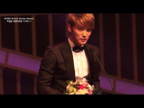 korean drama - 141001 Korean Drama Award, Best Male Actor Jaejoong 까칠한 Herose 누나들 ... 미모甲누나 (hakuh0126@youtube) http://herose.co.kr/xe/free/359755.