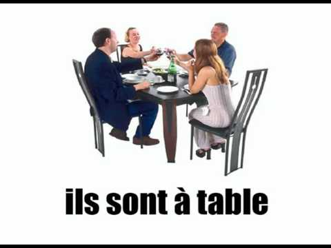 [Basic French lesson] [Vocabulary] Que font-ils vol1