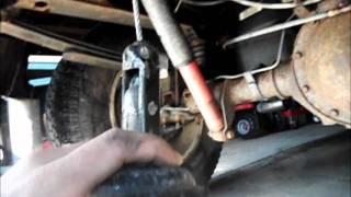 How To Remove Spare Tire On A Chevy Silverado