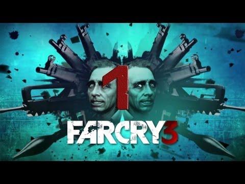#1 FarCry 3 (Вы психи?) Выживание от DenX3m